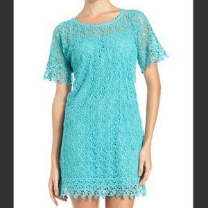 Anthropologie Yoana Baraschi Crochet Lace Dress
